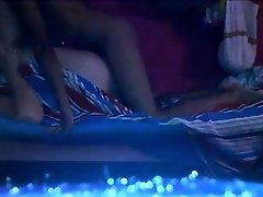 Puffy teen woman allows him do all of the function