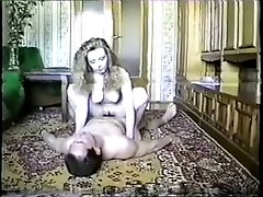 Amazing sex on cam with my busty Russian blonde wife