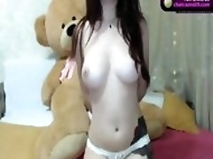 PrINcesSKaTy in black panties on cam
