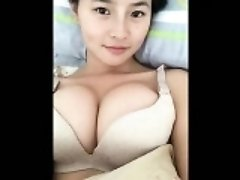 Adorable Oriental Teenager Dance on Cam