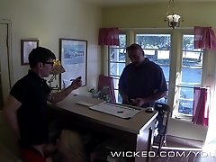Wicked - Samantha Rone gets caught on hidden camera