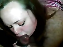 Brown dick for blue eyed gorgeous married cocksucker on cam