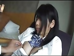 Japanesegirl in hotel