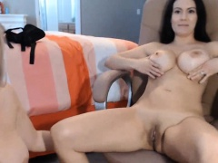 Two Lesbian Milf Babes Enjoy Themselves