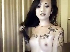 Hottest Webcam video with Asian scenes