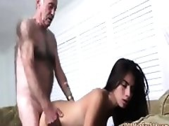Old young webcam and daddy fucks big tit companion chum s daughter Poping Pils!