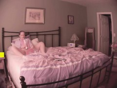 Wife Caught Masturbating Hidden Cam