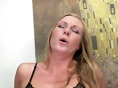 True fans of anal fuck Cameron Angel & Ulkira gets pounded hard by two dudes