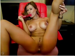 Camgirl Paris Wet Orgasm