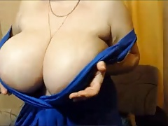 Super Hot Mature BBW on cam.