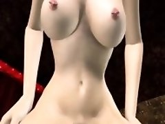 [Gameplay] 3D anime babe getting fucked