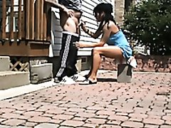 Hidden camera action with my neighbours playing dirty games