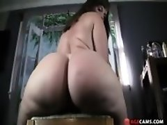 PAWG Ass Tease naughty