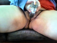 Bbw granny paula 51 toys and cums