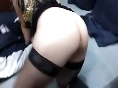 French amateur blond haired lady sucked and was fucked hard on cam