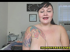 Bizarre Hardcore Dildo Gagging And Fucking