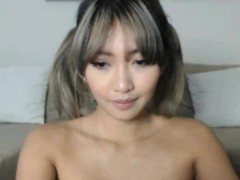 Free live sex chat with Cute british accent asian cam model