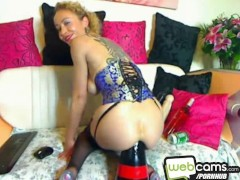 Webcams - Free Special Show - Xtreme - July 6th 2012 PART 2/4