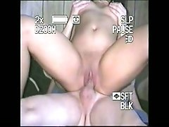 My hot girlfriend rides my cock on hidden cam in my room