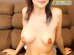 GOVIBRA Toy On Her Pussy On Standby Start 2 Tease Her Now