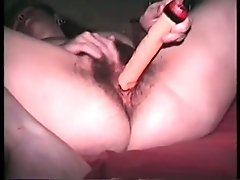 I love to fuck my pussy with my dildo in front of a camera